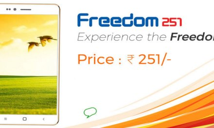 World's Cheapest Smartphone Launched : Just Rs 251