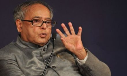 President Pranab Mukherjee Arrives in Namibia, Uranium Supply May Dominate Talks