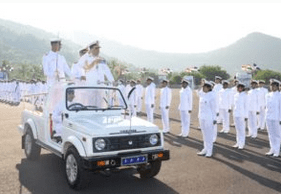 Vehicle of the Chief of Naval Staff