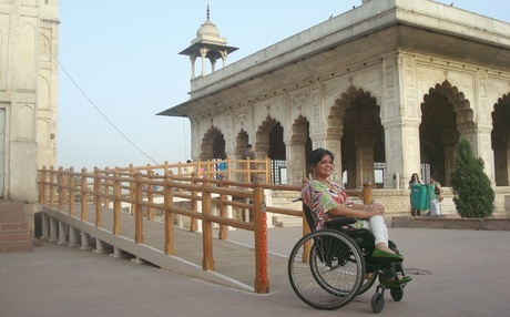 Rich Heritage Sites to become Disabled Friendly by ASI
