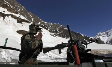 State-Of-The-Art Border Outposts With Climate Control And Running Water for Soldiers In Ladakh