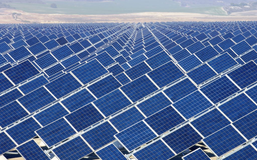 Dr. Aruna Sharma, Secretary Steel inaugurates 5 MW #Solar #Power #Plant in Vishakhapatnam