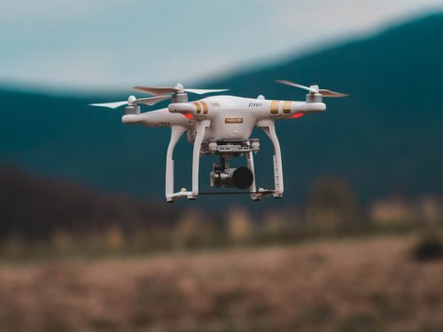 Your Lunch Order May Soon be Delivered by Flying Drones