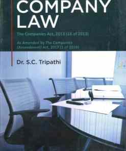 CLP's Company Law by S. C. Tripathi - 2nd Edition 2019