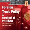 Centax's Foreign Trade Policy & Handbook of Procedures Vol 1 by R.K Jain - 26th Edition 2021-22