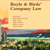 LexisNexis Company Law by Boyle & Bird, 10th Edition 2019