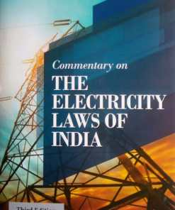 DLH's The Electricity Laws of India by S.K. Chatterjee 3rd updated Edition 2020