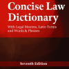Lexis Nexis's Concise Law Dictionary by P Ramanatha Aiyar - 7th Edition August 2020