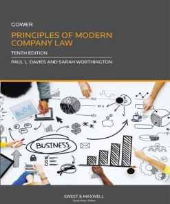 Sweet & Maxwell's Principles of Modern Company Law by Gower - 10 Edition