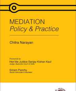 Oakbridge's Mediation Policy & Practice by Chitra Narayan - 1st Edition 2020