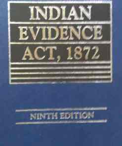 KLH's Indian Evidence Act, 1872 by Justice A.K. Nandi - 9th Edition 2018
