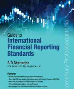 Bloomsbury's Guide to International Financial Reporting Standards by B.D. Chatterjee - 1st Edition February 2021