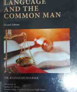 Thomson's Courtroom Language and the Common Man by Rajneesh Sharma - 2nd Edition 2021