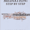 Thomson's Mediation Step by Step by P C Markanda - 1st Edition 2021