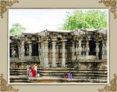 The Thousand-Pillar Temple
