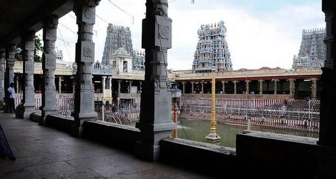 MEENAKSHI SUNDARESWARAR TEMPLE, Madurai