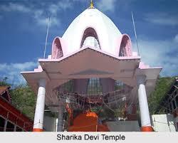 Sharika Devi Temple. Sri