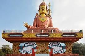samdruptse shiva temple