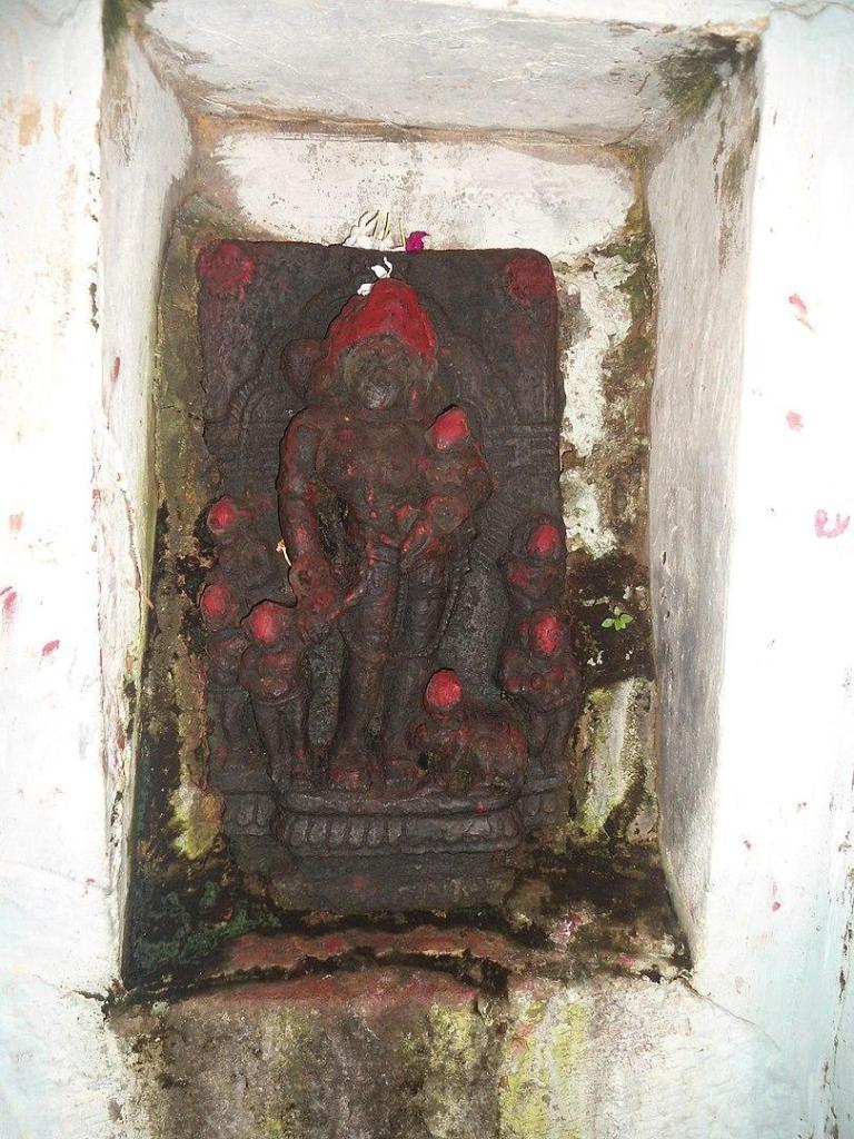 Parswa Devi, Varahanatha Temple, Jajpur, Odisha