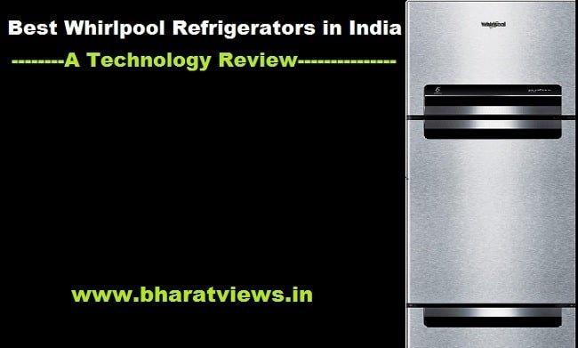 Top whirlpool fridges in India