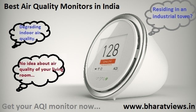 Top 7 best air quality monitors in India