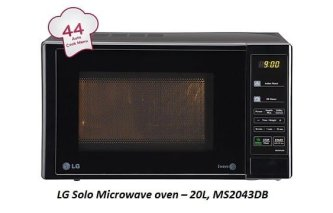 Best 5 Solo Microwave Ovens