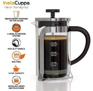 Best french press coffee machine in India 2020