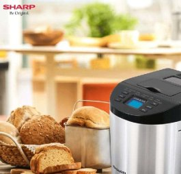 Bread maker for home use