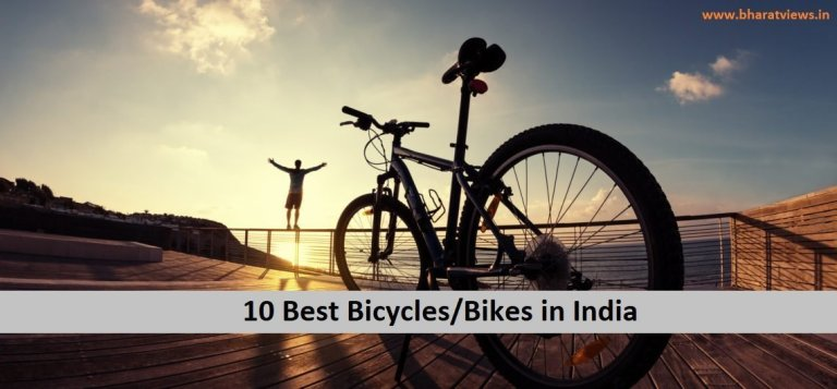10 Best Bikes in India