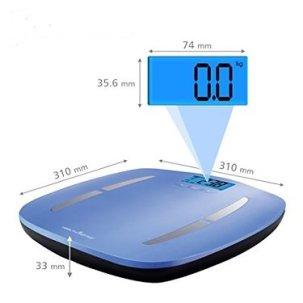 Health Sense Ultra Lite Body Fat Monitor