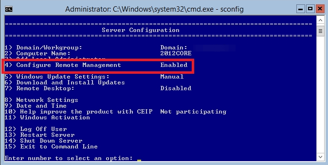 VAMT unable to connect to wmi service on remote machine