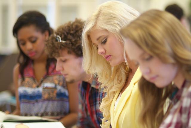 mahasiswa, ujian, belajar, pendidikan