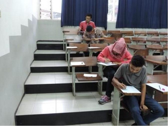 ITB Bersama Panlok Bandung Sukses Selenggarakan SBMPTN 2015. (Credit: itb.ac.id)
