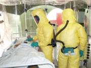 virus ebola, isolasi