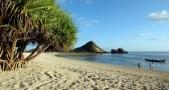 Foto:initempatwisata.com - Pantai Kuta Lombok