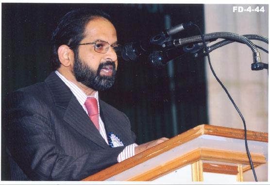 President Confers National Award On Iis Dammam Principal