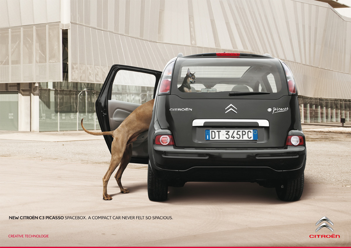 50 creative print ads for cars - Cars Pictures To Print