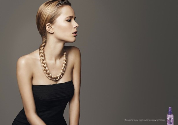 Iam Haircare: Necklace