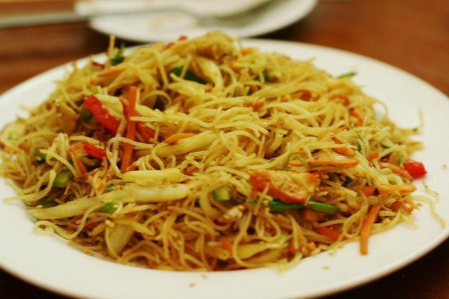 Singapore Noodles
