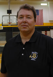 Head Coach Darren Bizarri