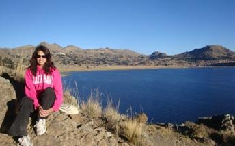 Titikaka Lake, Bolivia