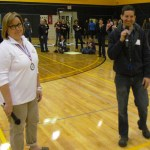 Action Auction - Joanna Dye and Andy Olson