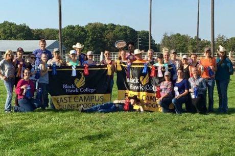 Equine Intercollegiate Horse Shows Association at Truman Fall 2016