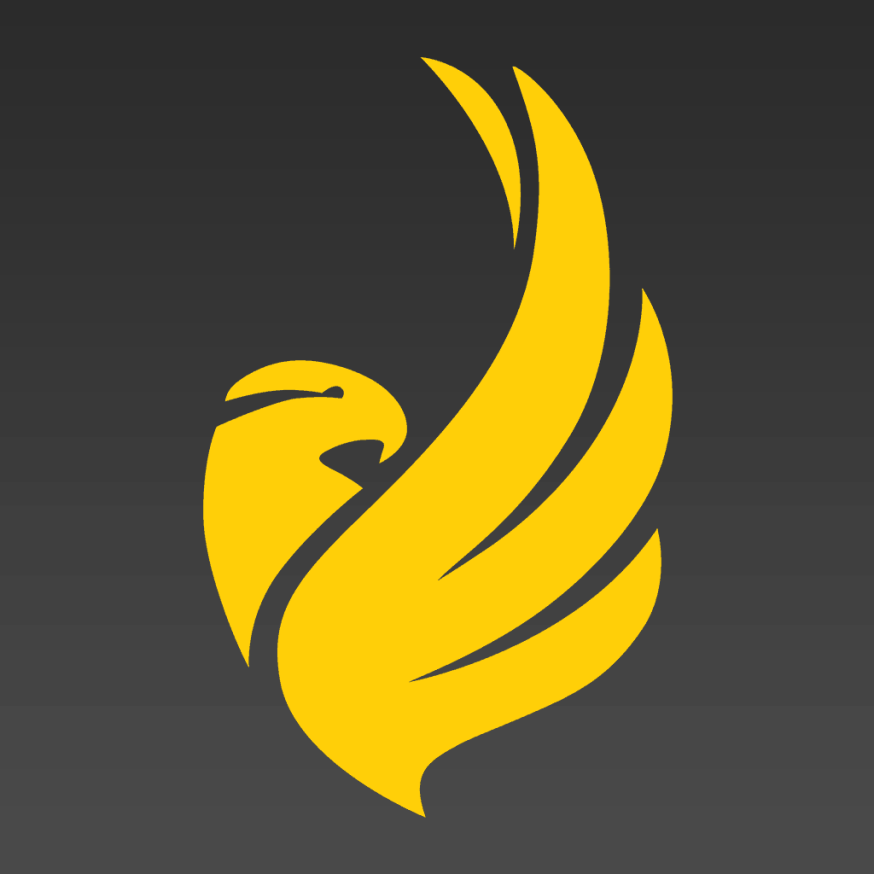 Apple Touch Icon for Black hawk college