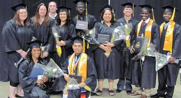 TRiO Program Graduates