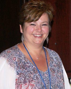 Heather Bennett Illinois Community College Trustees Association award