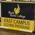 East Campus equine program banner