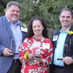 Quad-Cities Foundation Alumni Hall of Fame inductees 2018 Owen, Mojica, Thodos