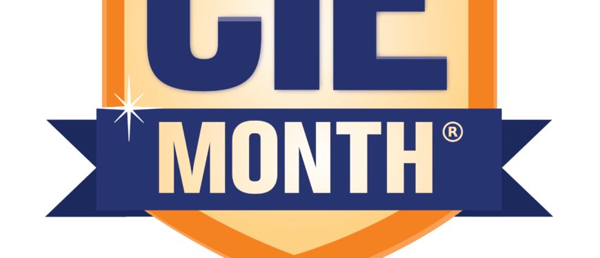 Career & Technical Education Month logo