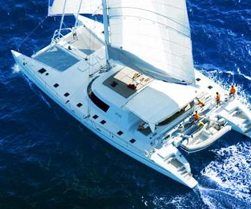 Yacht Lonestar Caribbean Crewed Catamaran